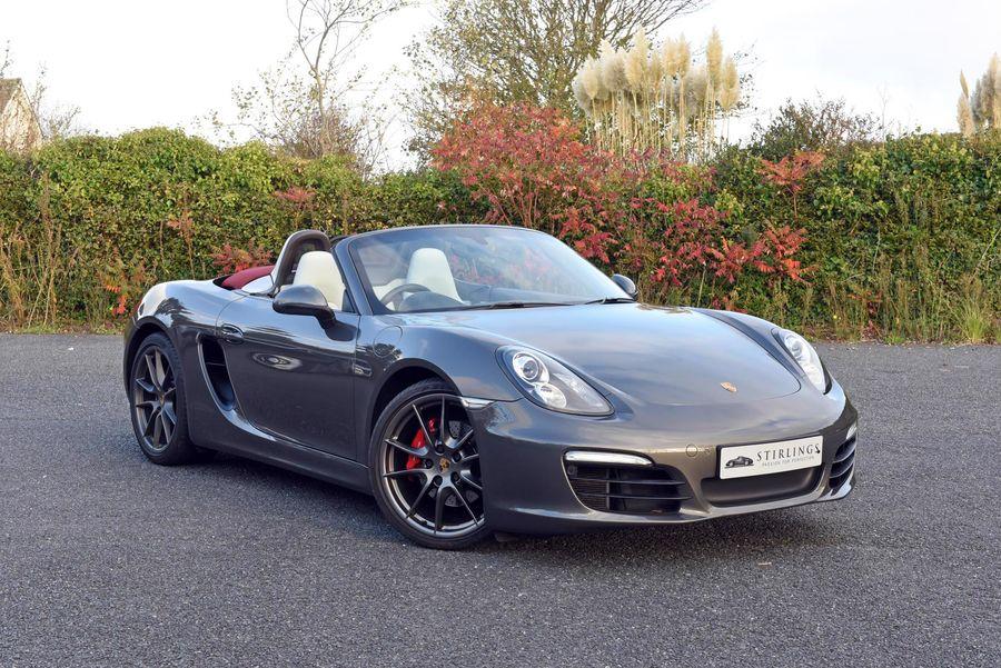 2013 Porsche  Boxster S (981) 18,800 Miles, Sale Agreed