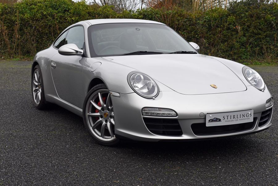 2009 Porsche  911 (997) Carrera S PDK Coupe 20,400 Miles Sale Agreed