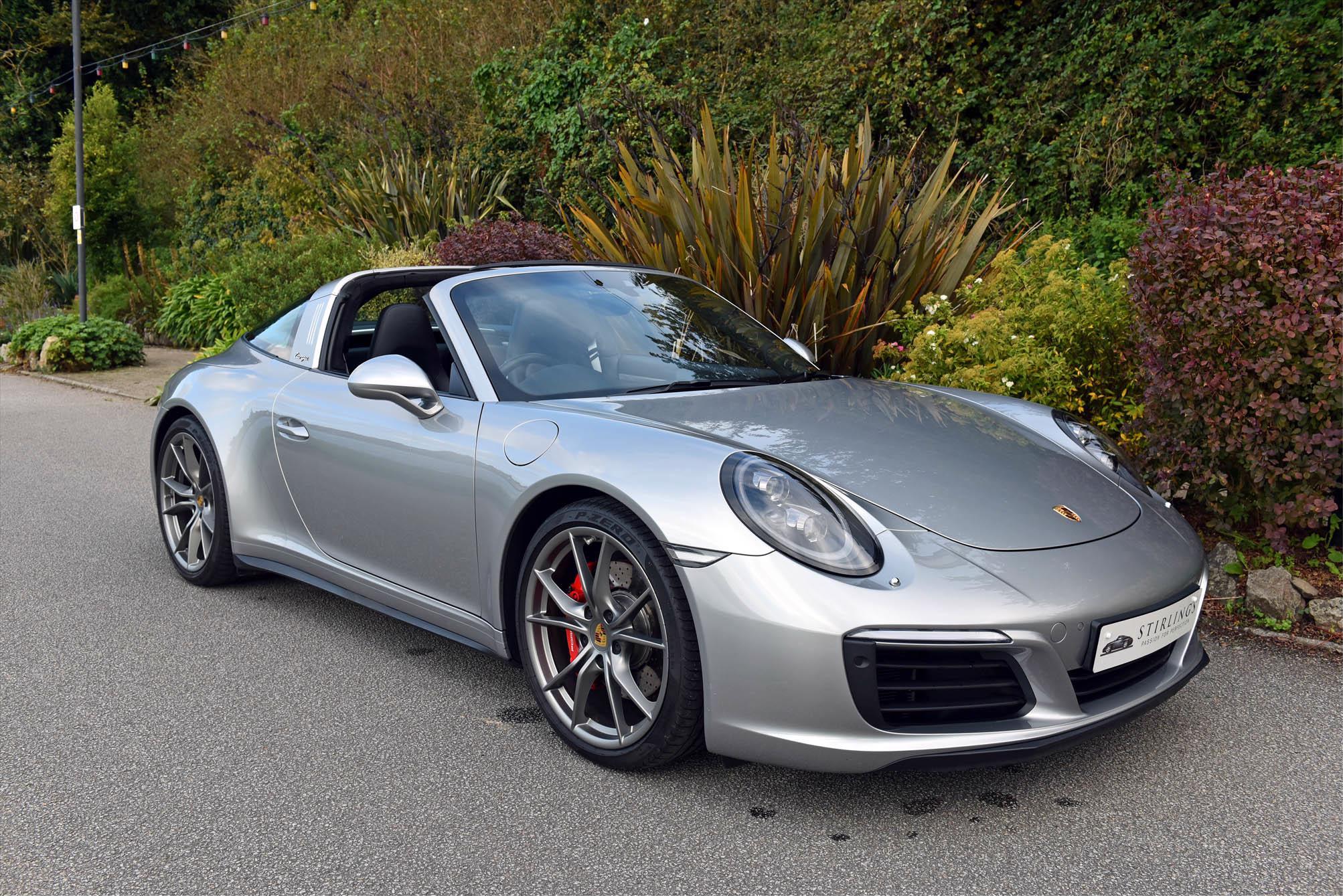 2016 Porsche 911 991 Targa 4s Pdk Gen 2 For Sale Stirlings