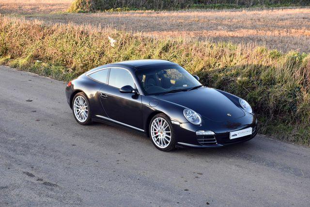2009 Porsche 911 (997) Targa 4S PDK,19,800 Miles , £49,995