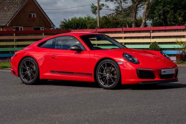 2018 Porsche  911 (991) Carrera T Manual, 9,400 Miles, Sale Agreed