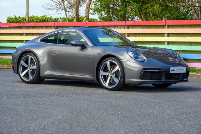 2019 Porsche 911 (992) Carrera S Coupe, 6,300 Miles , Over £18,000 Of Options Sale Agreed