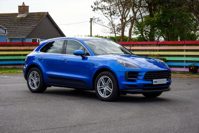 2020 Porsche    Macan S, 2020, Over £10,000 of Options,4,100 Miles, Sale Agreed