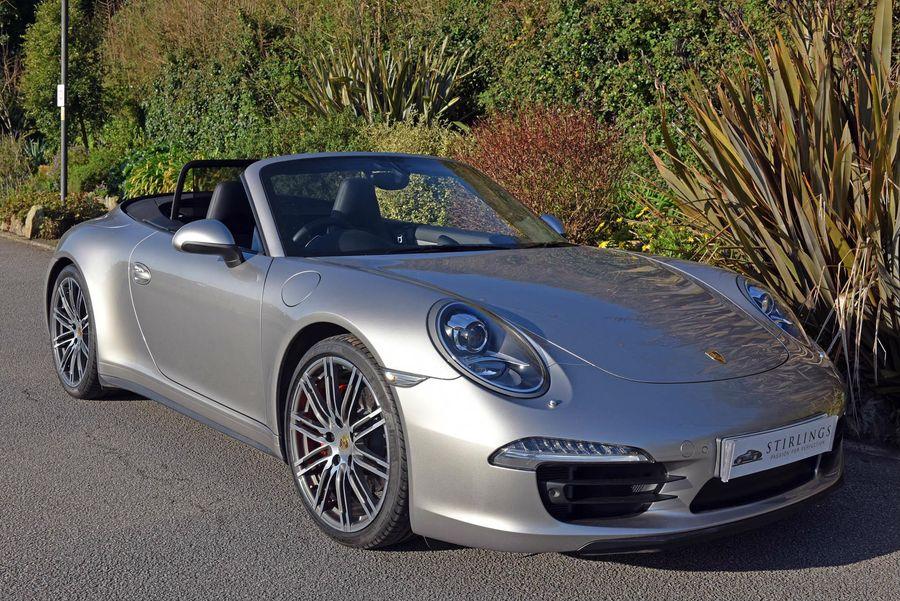 2013 Porsche 911 991 Carrera 4S PDK  Convertible