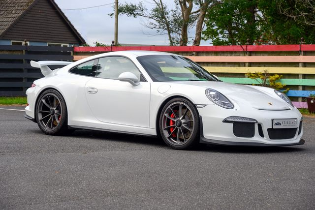 2014 Porsche 991 GT3 Clubsport PDK, Only 4,400 Miles, Sale Agreed