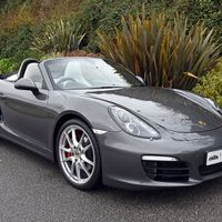 981 Boxster S